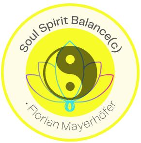 Soul Spirit Balance(c) Florian Mayerhöfer. Damit deine Seele wieder ihren eigenen Weg läuft.