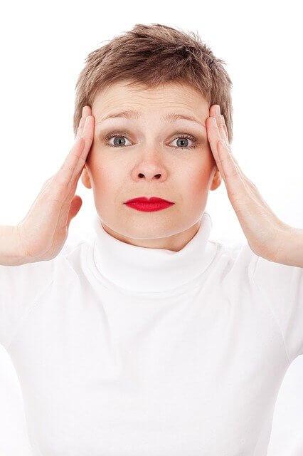 Kopfschmerzen durch Stress