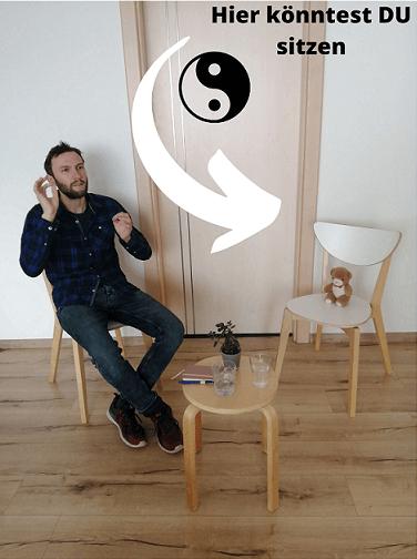 Einzelcoaching bei Florian Mayerhöfer, Du im Mittelpunkt.